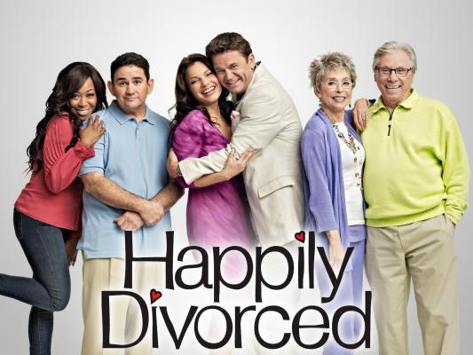 happily divorced canceled, no season three