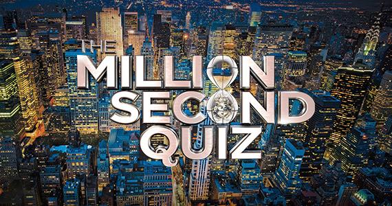 million second quiz tv show on nbc