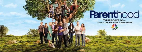 Parenthood season five ratings