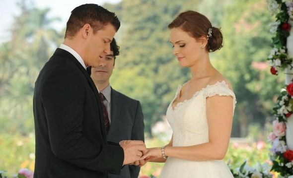 Bones wedding ratings
