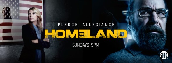 Homeland season three