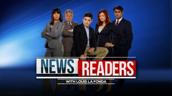 Newsreaders season two