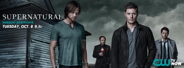 Supernatural season nine ratings