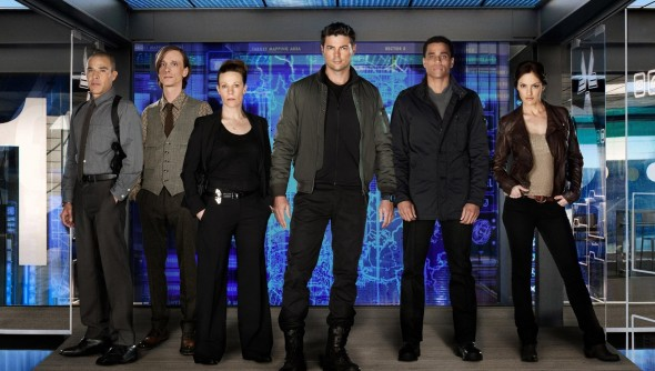 Almost Human TV show on FOX