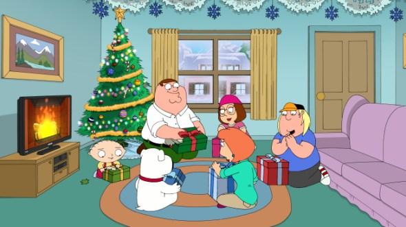 Family Guy Christmas