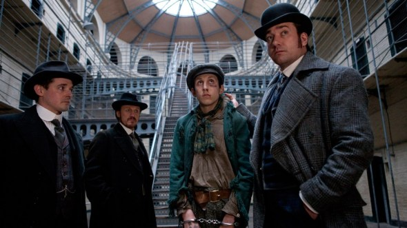 Ripper Street canceled, no season three