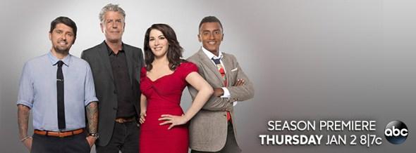 The Taste on ABC ratings