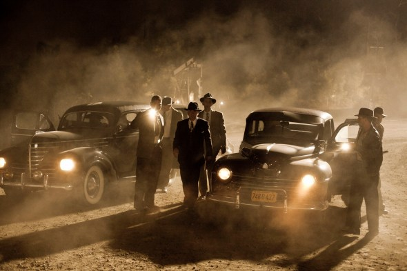 Mob City on TNT canceled