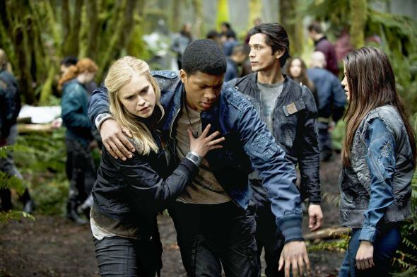 The 100 on CW renewed