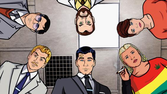 Archer season six and season seven