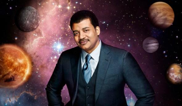Neil deGrasse Tyson on Cosmos