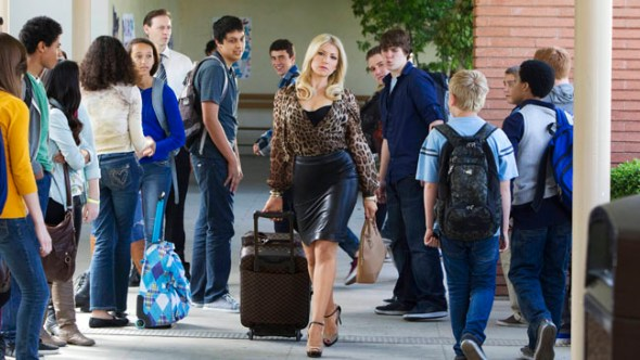 Bad teacher TV show canceled by CBS