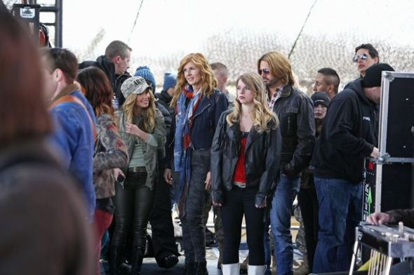 Nashville TV show on ABC: season three