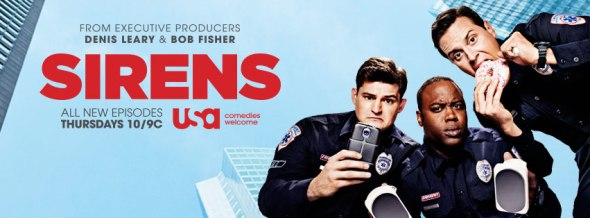 Sirens TV show ratings: cancel or renew?