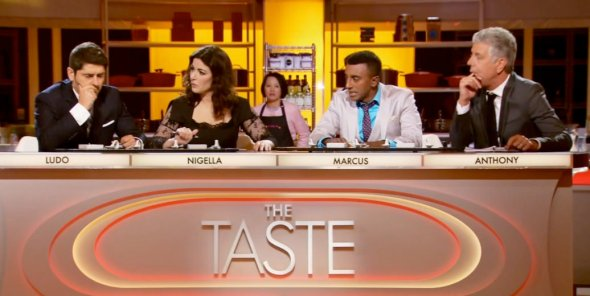 The Taste TV show on ABC: season three