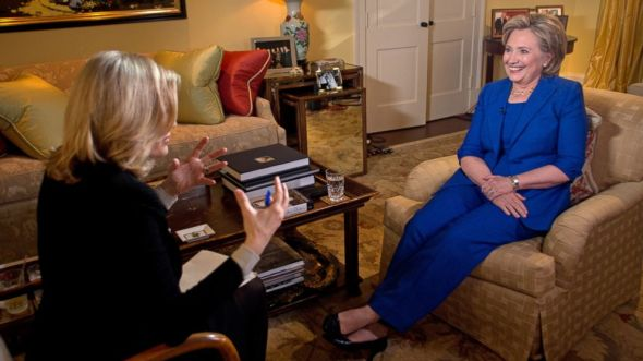 Hilary Clinton ABC News