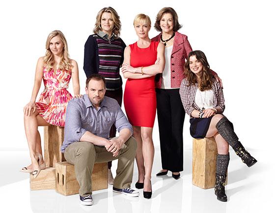 Jennifer Falls TV show on TV Land
