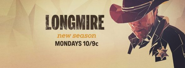 Longmire TV show on A & E ratings