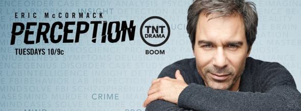Perception TV show on TNT ratings