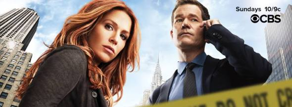 Unforgettable CBS TV show: ratings