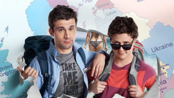 Backpackers TV show on CW
