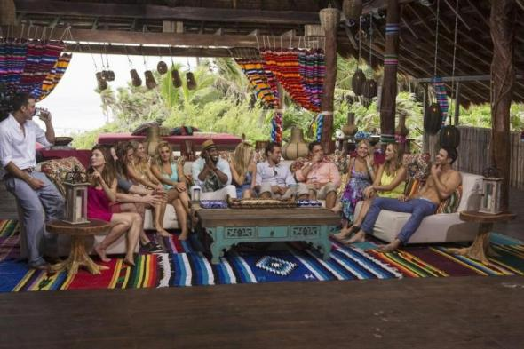 Bachelor in Paradise TV show ratings
