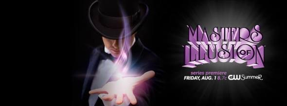 Masters of Illusion TV show on CW