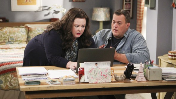 Mike and Molly TV show on CBS: canceled, no season 7