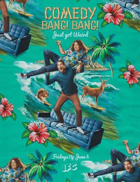 shows comedy bang bang