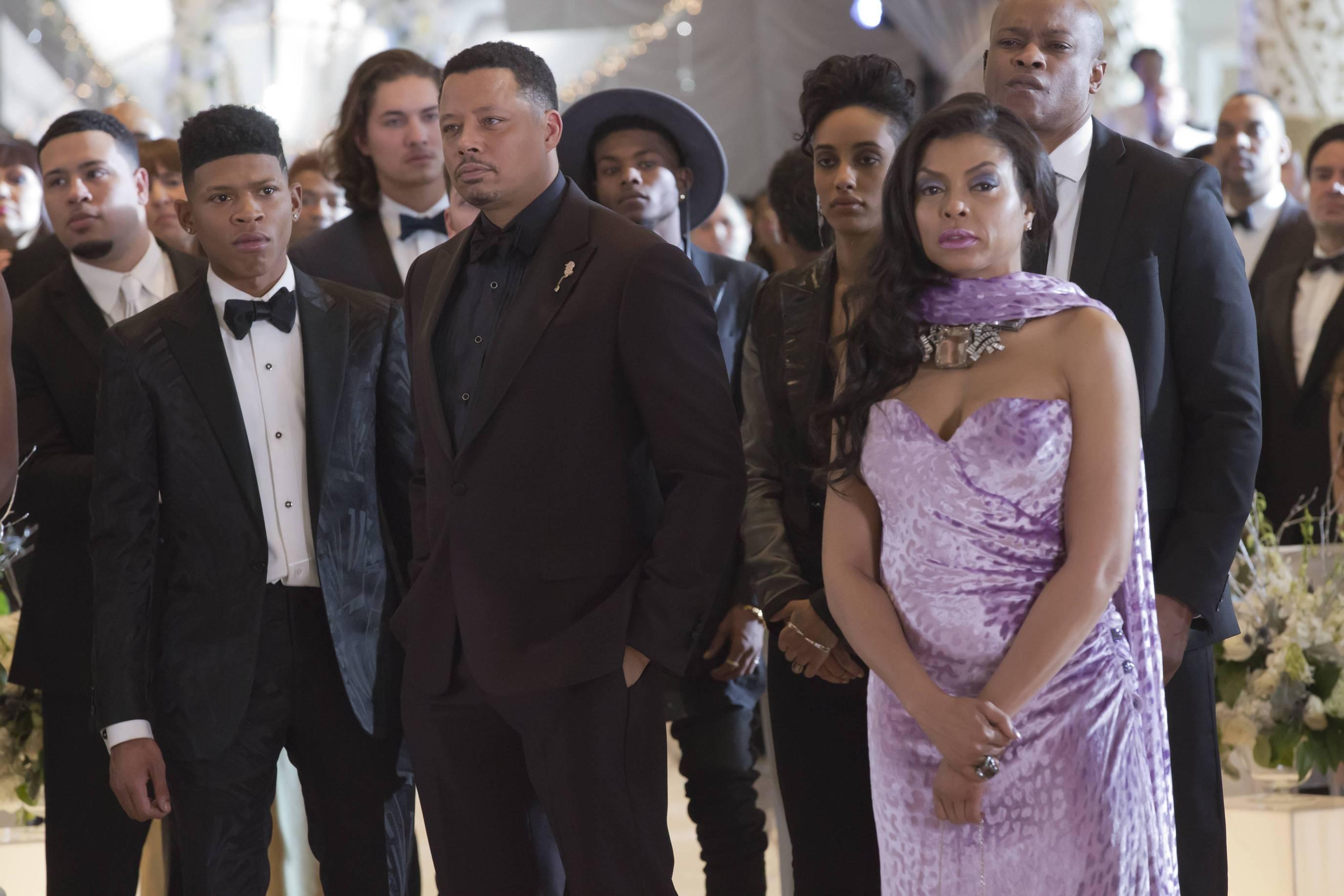 Unexpected Wedding and Possible Lyon Death — Empire' Finale Recap