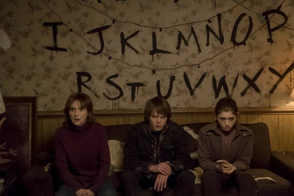 "an analysis of the netflix show stranger things We're the dark european brother of stranger things jantje friese ""our supernatural thing is more scientific and based on the albert einstein theory that time's not linear but a circle"" indeed, the series begins with an einstein quote – "" the distinction between past, present and future is only a stubbornly."