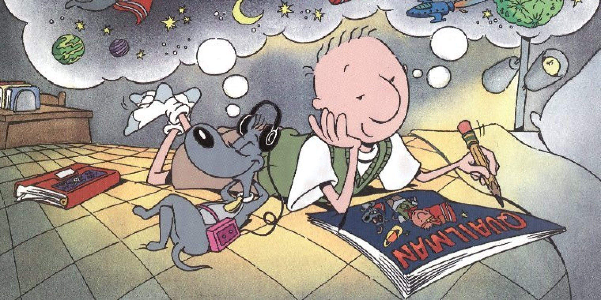 Serie Doug Doug Nickelodeon Series Creator Has Ideas For A Reboot