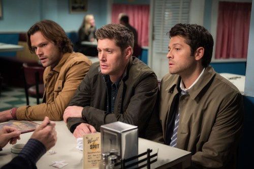 Medium Of Supernatural Season 13 Episode 18