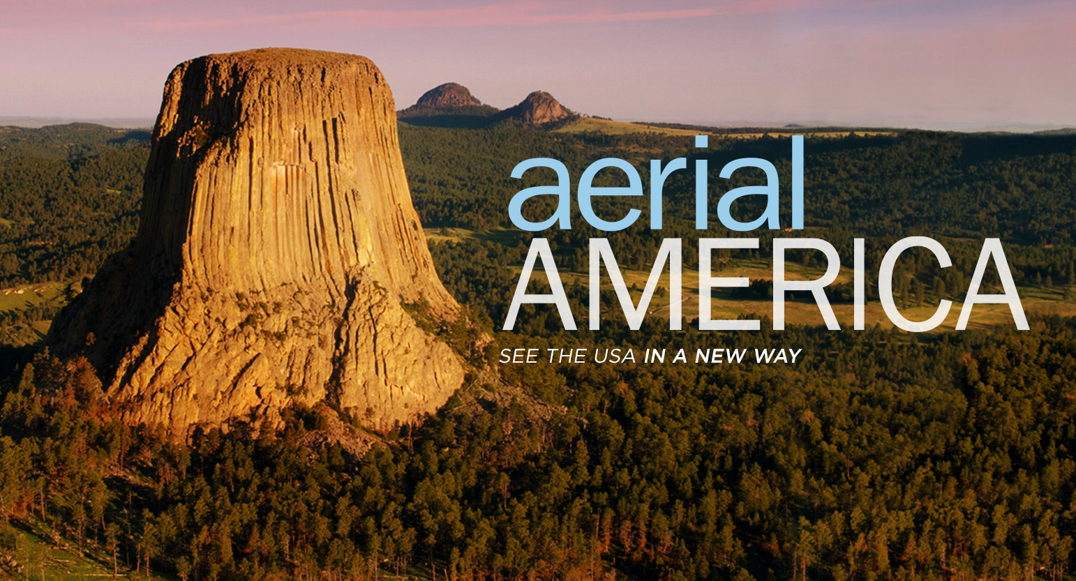 Tv Trays Aerial America: New Episodes Coming To Smithsonian Channel