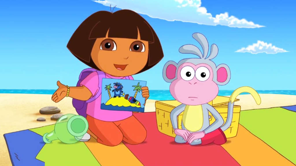 Dora The Explorer Live Action Movie In The Works