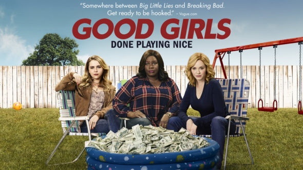Good Girls TV Show on NBC Ratings (Cancel or Season 2?)