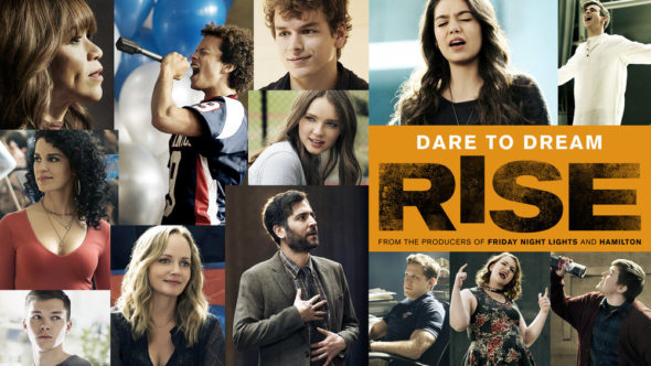 Rise TV Show on NBC Ratings (Cancel or Season 2?)