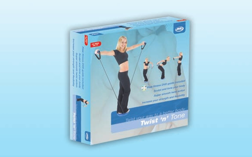 ТНТ Фитнес Систем (TWIST & TONE)