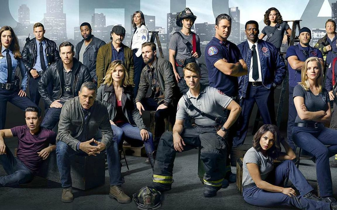 Fall In Chicago Wallpaper Wir One Chicago Crossover The Orville Renewed