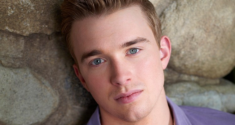 DAYS OF OUR LIVES -- Season: 46 -- Pictured: Chandler Massey as Will Horton -- (Photo by: Michael Desmond/NBC)