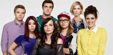 'Awkward' cast courtesy MTV