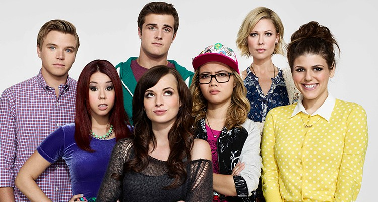 'Awkward' cast courtesy MTV