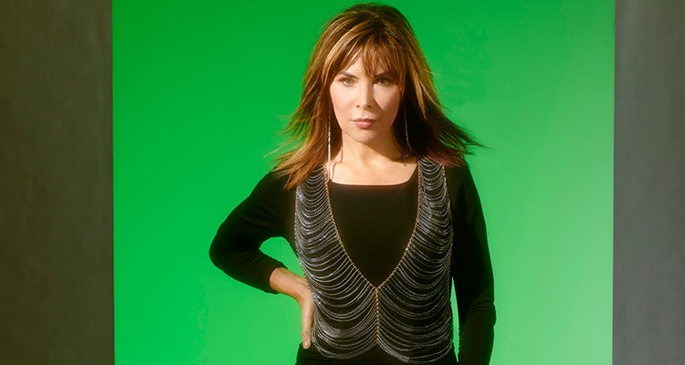 DAYS OF OUR LIVES -- Season: 47 -- Pictured: Lauren Koslow as Kate Roberts -- (Photo by: Chris Haston/NBC)