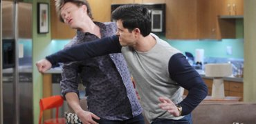 Will manipulates an explosive situation with Paul and Sonny.