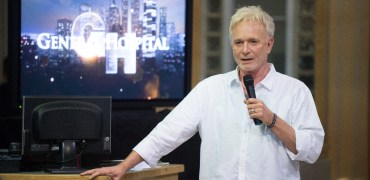 General Hospital's Anthony Geary Says Goodbye to Luke Spencer