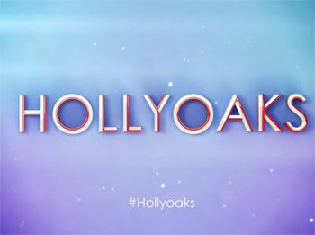 Hollyoaks Logo Circa 2012