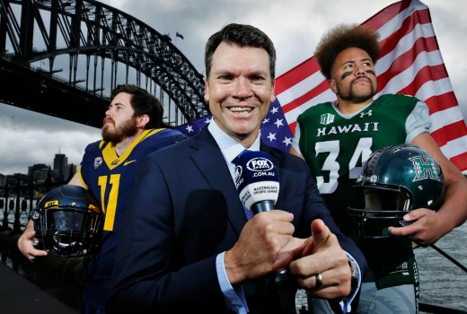 FOX Sports to broadcast College Football Sydney Cup – TV ...