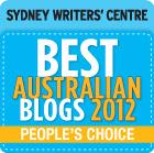 Best Australian Blog 2012 - People's Choice