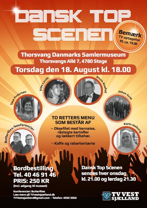 Dansk Top Scenen