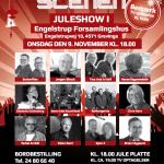Dansk Top Scenen Juleshow